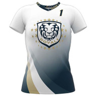 AthElite Women Advantage Field Hockey short sleeve jersey (AE-FH-JS-103)
