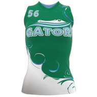 AthElite Girls Advantage Reversible Field Hockey sleeveless jersey (AE-FH-JSY-125)