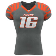 AthElite Mens Warrior Traditional Sleeve Football Jersey (AE-AFB-JS-119)