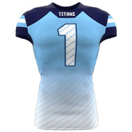 AthElite Mens Star Football Jersey (AE-AFB-JS-114)