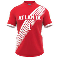 AthElite Womens Euro Soccer Jersey (AE-SO-JS-201)