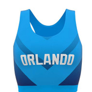 AthElite Womens crop top length running Track Singlets (AE-TF-JS-107)