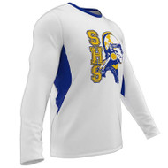 AthElite Boys Long Sleeve Power T-shirt (Birdeye) (AE-AW-TSSY-121)