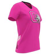 AthElite Womens Long Sleeve Power T-shirt (Mini Waffle) (AE-AW-TSS-222)