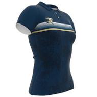 AthElite Womens Baha traditional polo shirt (Interlock) (AE-AW-PLS-204)