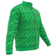 AthElite Womens Response Woven Warm Up Jacket (AE-AW-OWJS-474)
