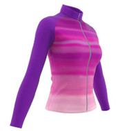 AthElite Womens Competition Warm Up Jacket (AE-AW-OWJS-390)