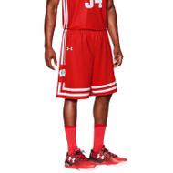 Under Armour Men's Armourfuse Primetime Basketball Short - Badger