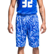 Under Armour Men's Armourfuse Showtime Basketball Short-Contend