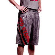 Under Armour Men's Armourfuse Showtime Basketball Short-Unity