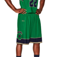 Under Armour Youth Armourfuse Gametime Basketball Short-Scorch