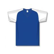 Athletic Knit Dryflex Contrast Saddle Sleeve Soccer Jersey