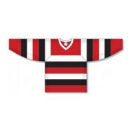 AK-Knit Polyester Hockey Jersey, Dbl Shoulder/Elbow - D2