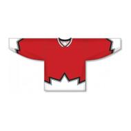 AK-Knit Polyester Hockey Jersey, Dbl Shoulder/Elbow- D3
