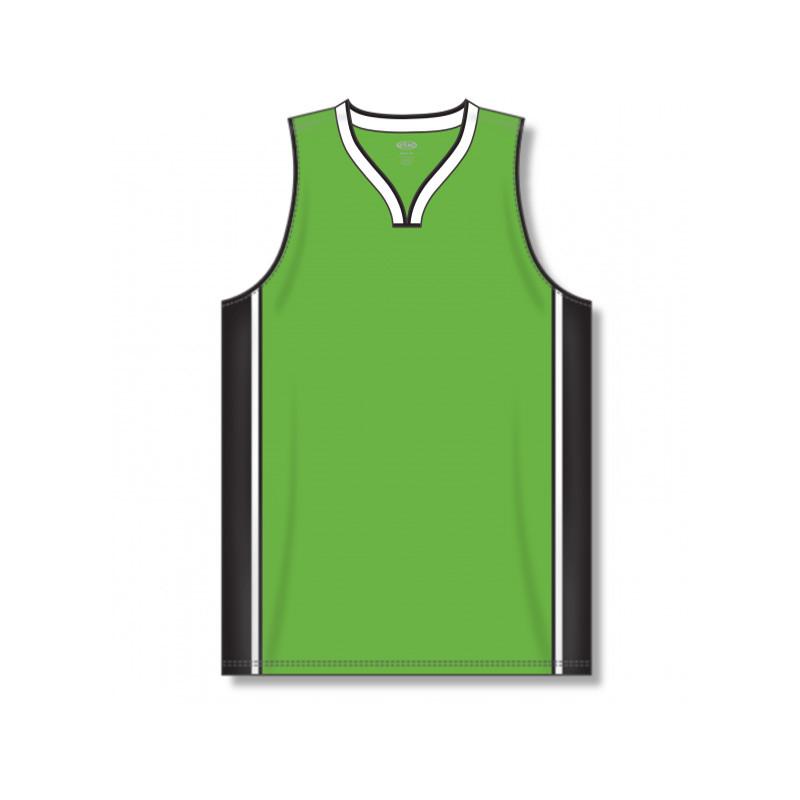 ad3da3f79c18 Athletic Knit Dryflex Pro Basketball Jersey w Side Inserts ...