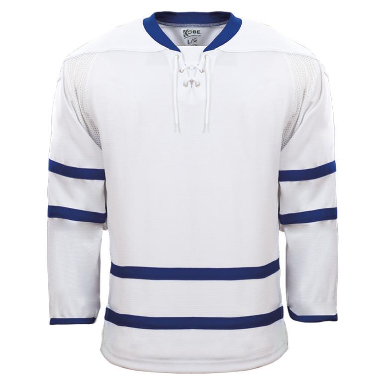 e064d62f34c Kobe Toronto Home-Youth Hockey Jersey-Hockey-shop by sport ...