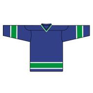 Kobe Youth Vancouver Regular Away Hockey Jersey - 6154YA (KO-6154YA) 1a676b595