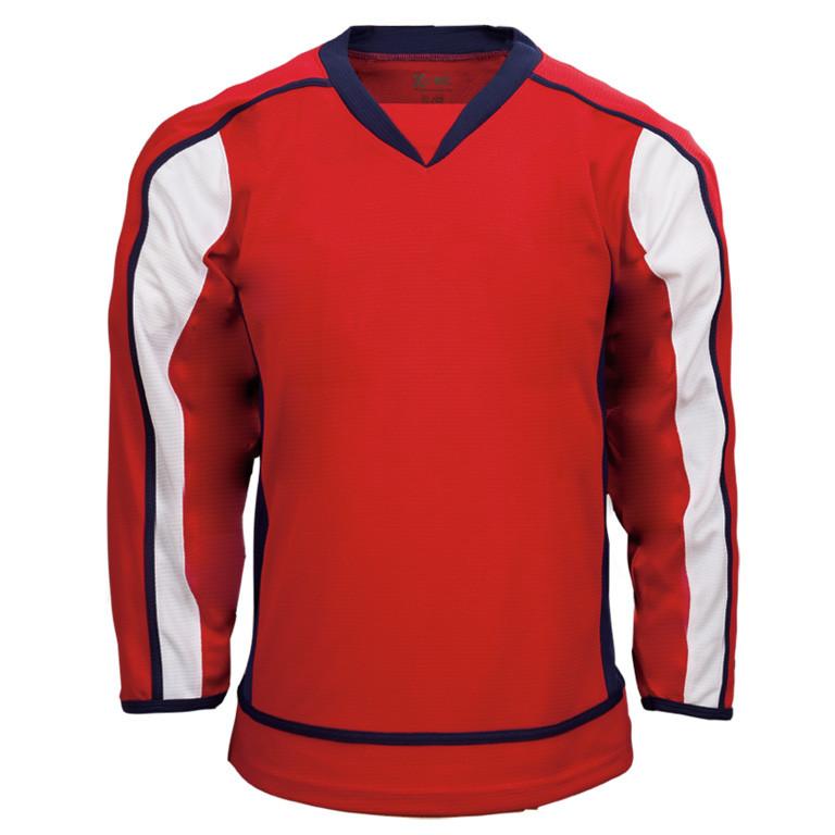 Kobe Washington-K3G Knit Youth Away Hockey Jersey-K3G31YA (KO-K3G31YA).  Click to enlarge eb5da51ac