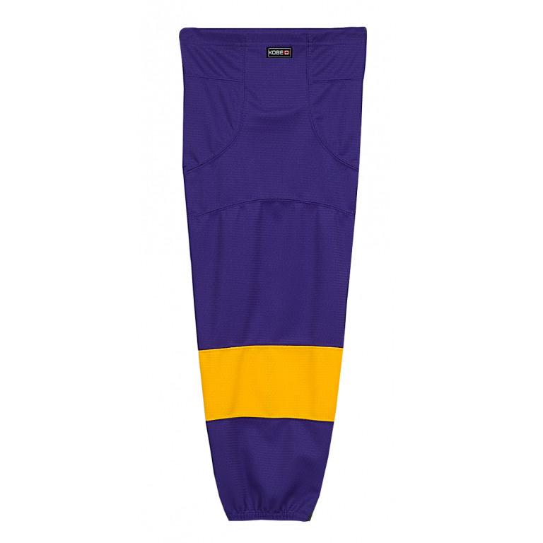 competitive price ac0c0 b8ac1 Kobe Men s K3G Los Angeles Purple Hockey Socks-Hockey- shop by sport    Marchants.com