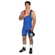 Matman 08 Men's Mat Tex Reversible Singlet