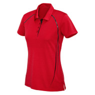 Biz Collection Women's Cyber Polo (FB-P604LS)