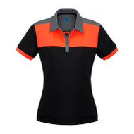 Biz Collection Women's Charger Polo (FB-P500LS)