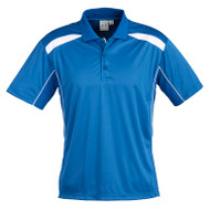 Biz Collection Men's United Short Sleeve Polo (FB-P244MS)