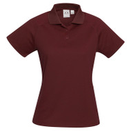 Biz Collection Women's Sprint Polo (FB-P300LS)