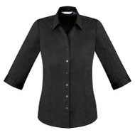 Biz Collection Women's Monaco ¾ Sleeve Shirt (FB-S770LT)
