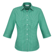 Biz Collection Women's Ellison ¾ Sleeve Shirt (FB-S716LT)