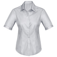Biz Collection Women's Stirling Short Sleeve Shirt (FB-S620LS)