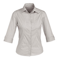 Biz Collection Women's Berlin ¾ Sleeve Shirt (FB-S121LT)