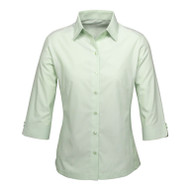 Biz Collection Women's Ambassador ¾ Sleeve Shirt (FB-S29521)