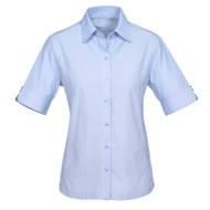 Biz Collection Women's Ambassador Short Sleeve Shirt (FB-S29522)