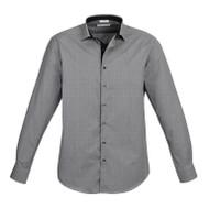 Biz Collection Men's Edge Long Sleeve Shirt (FB-S267ML)