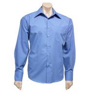 Biz Collection Men's Manhattan Long Sleeve Shirt (FB-SH840)