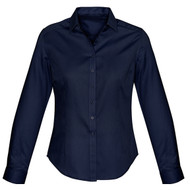Biz Collection Women's Dalton Long Sleeve Shirt (FB-S522LL)