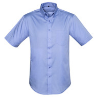 Biz Collection Men's Dalton Short Sleeve Shirt (FB-S522MS)