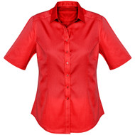 Biz Collection Women's Dalton Short Sleeve Shirt (FB-S522LS)