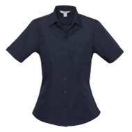 Biz Collection Women's Bondi Short Sleeve Shirt (FB-S306LS)