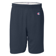 "Champion Cotton Jersey 6"" Gym Short"