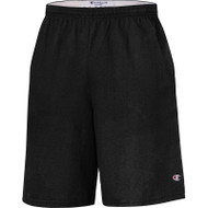 "Champion Cotton Jersey 9"" Short w/Pockets (CG-85653-)"
