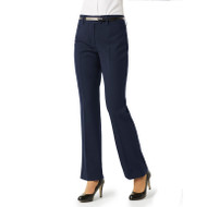 Biz Collection Women's Classic Flat Front Pant (FB-BS29320)