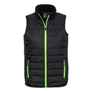 Biz Collection Men's Stealth Vest (FB-J616M)