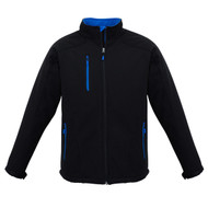 Biz Collection Men's Lugano Insulated Soft Shell Jacket (FB-J420M)