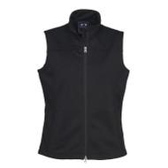 Biz Collection Women's Soft Shell Vest (FB-J29123)