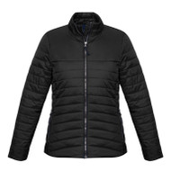 Biz Collection Women's Expedition Quilted Jacket (FB-J750L)