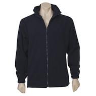 Biz Collection Men's Plain Microfleece Jacket (FB-PF630)