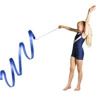 3 m Junior Gymnastic Ribbon - Blue