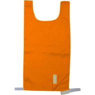 Elementary Nylon Pinnie - Orange